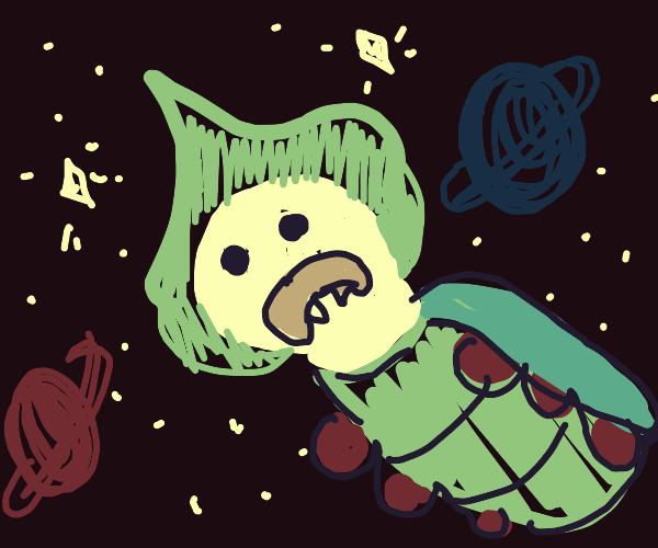 Space Sewaddle