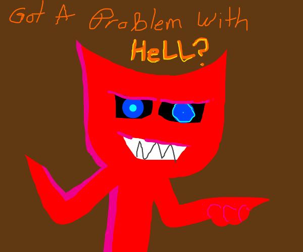 Satan & Hell