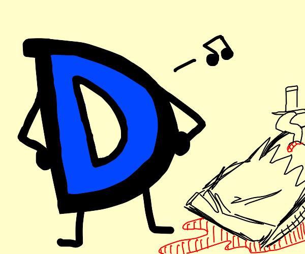 Drawception kills paper bag men
