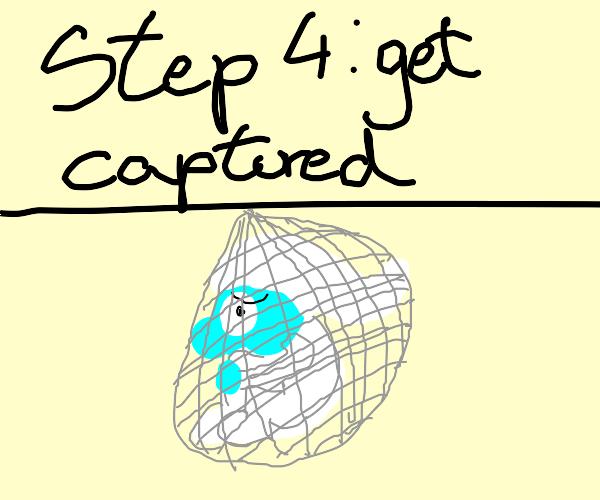 Step 3: become a smurf