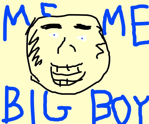 Meme big boy