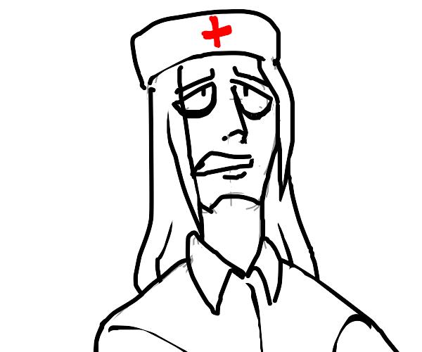 Nurse needs some rest