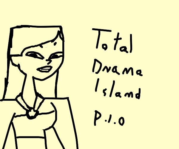 Total Drama island PIO