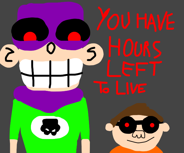 fanboy and chum chum hunt down and kill you