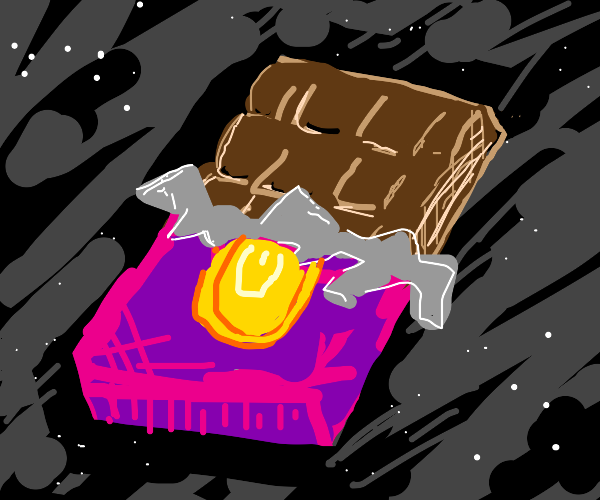 Space Chocolate