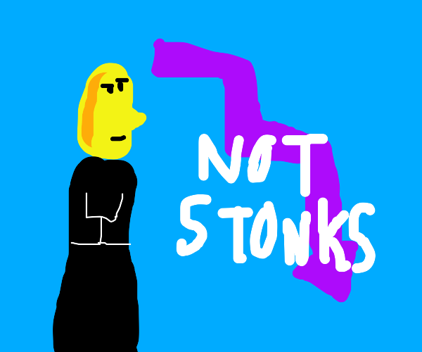 Stonks sink