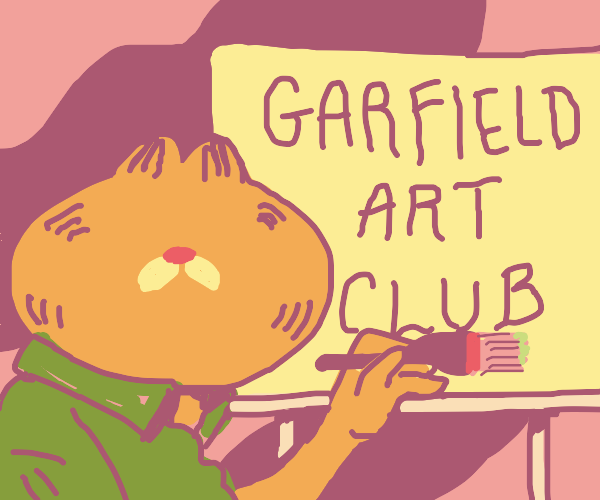 The Garfield Art Club