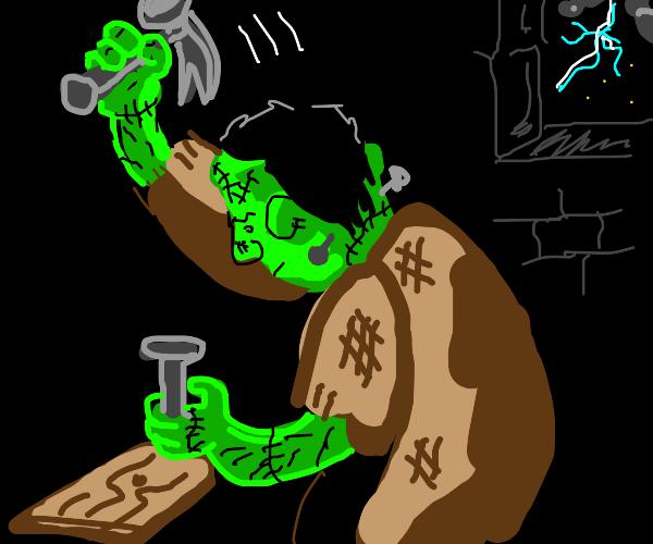 Frankenstein Carpenter