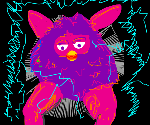 The Buff Furby