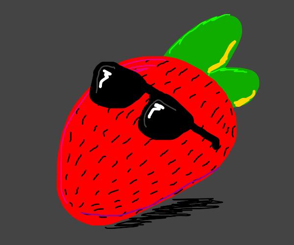cool strawberry