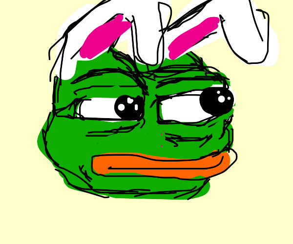 pepe bunny