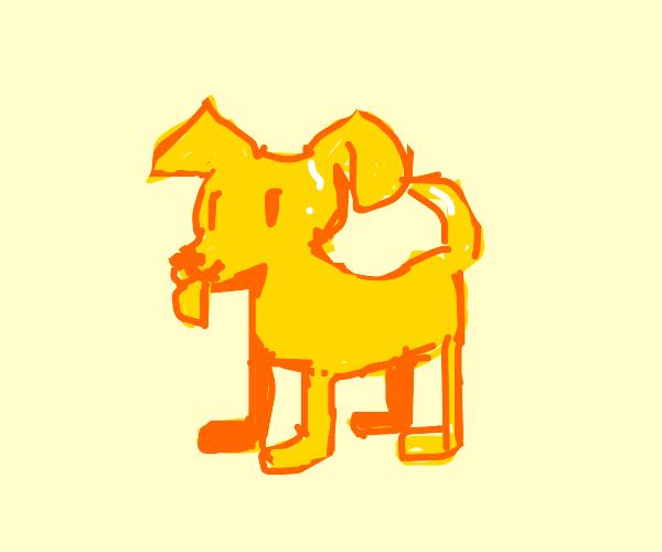 golden doggo