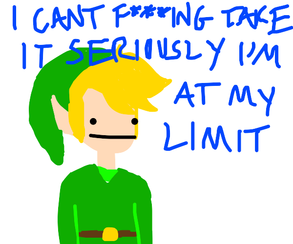 link is just f-ing done