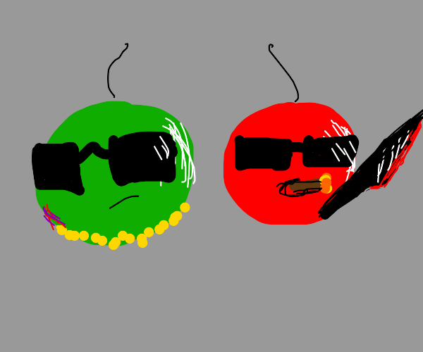 a couple of bad apples