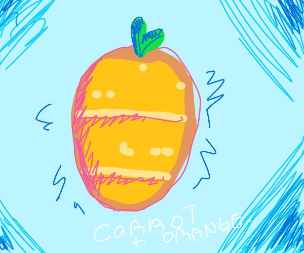 orange/carrot fusion