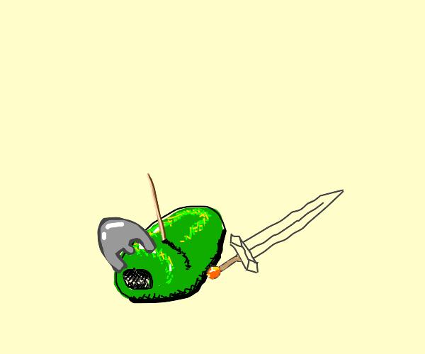 Medieval Olive