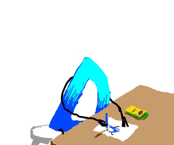 Draw-ception