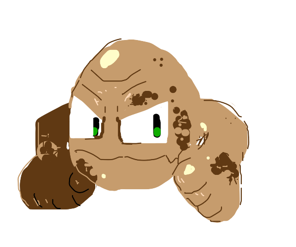 Potato Geodude