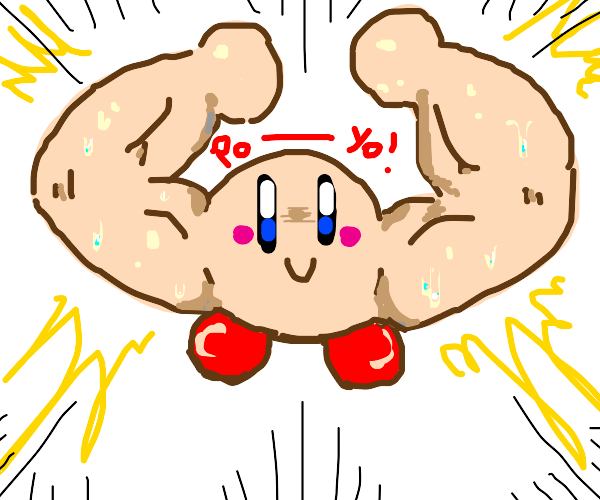 Kirby's final form