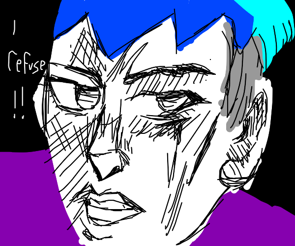 Can we have a Drawception game without Jojo?