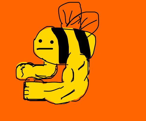 Swole bee