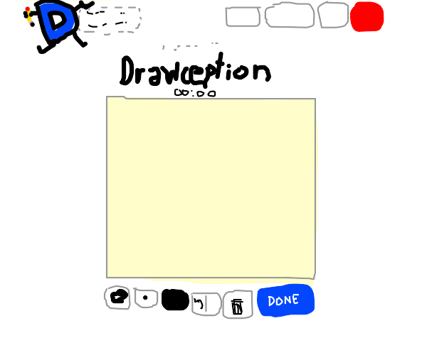 Drawception ception