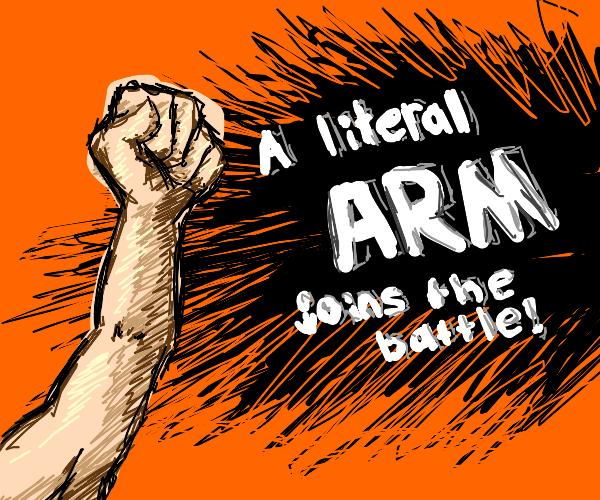 ARM joins Smash Ultimate!
