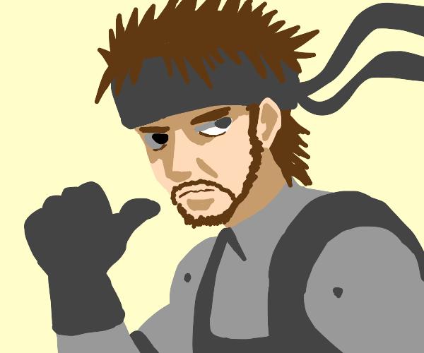 Snake (Metal Gear Solid)