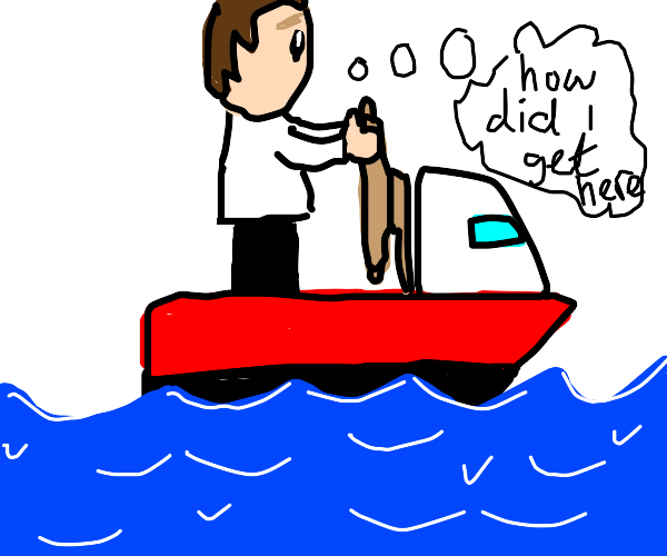 Sailor with amnesia
