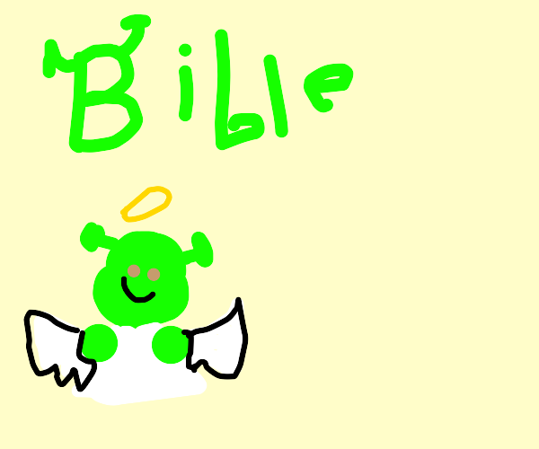 the Bible in drawing format (Shrek)