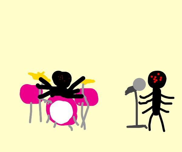 spider band