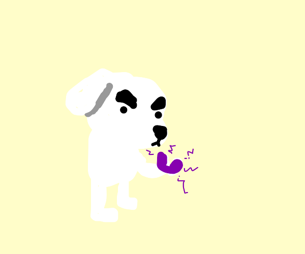 Kk slider? More like PURPLE GUY