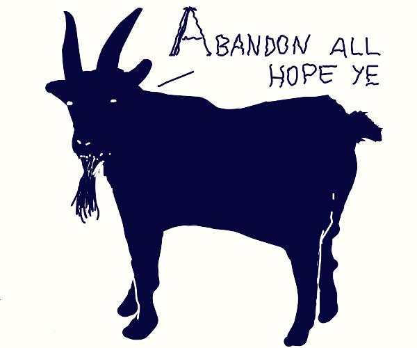 Satan tells you to despair