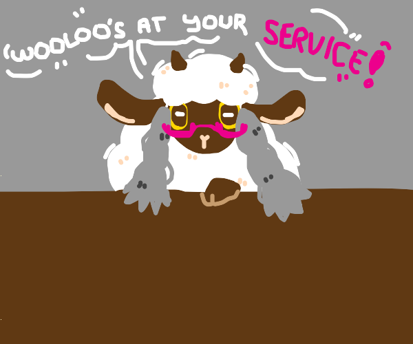 Wooloo the assistant