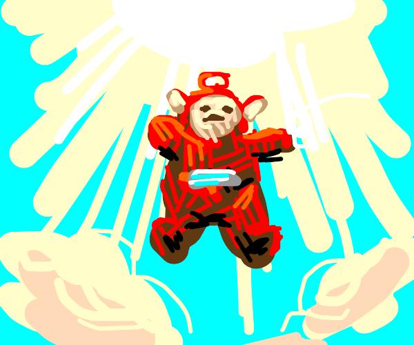 PO ascends