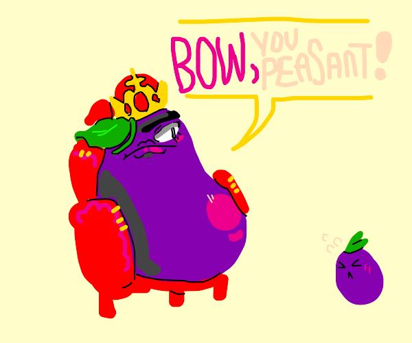 Eggplant king