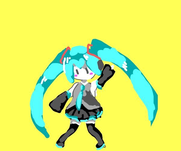hatsume miku