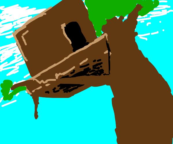 Chocolate Tree House