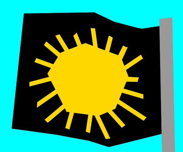 sun flag