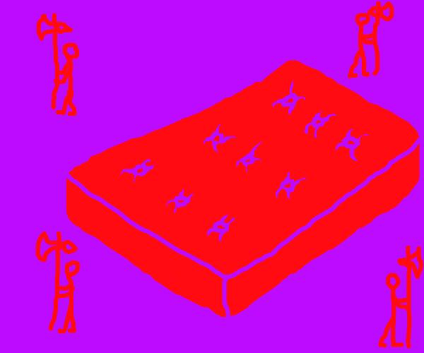 mattress sentinels
