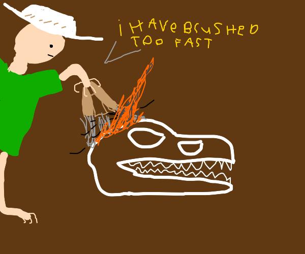 Fast Paleontologist