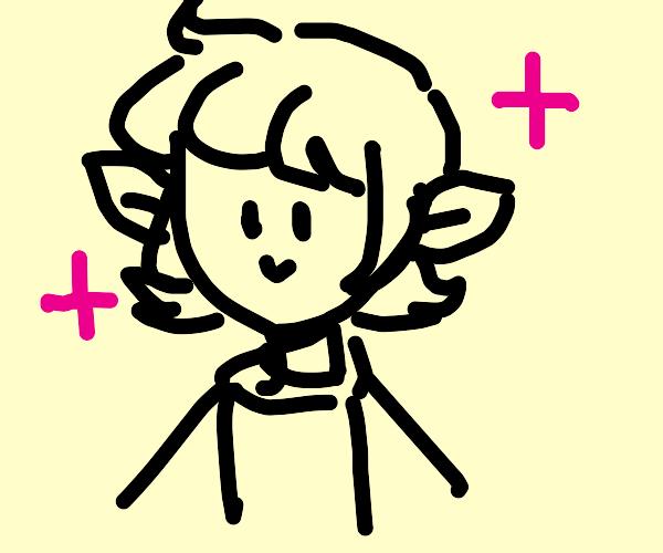 Magic Elf boy