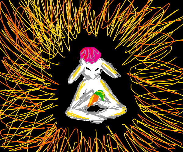 Big Brain Bunny