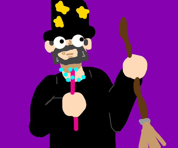 Abraham lincoln is a WIZARD!?!