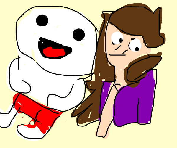 Odds1out with Jaiden animations