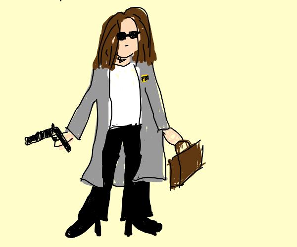 FBI Lady