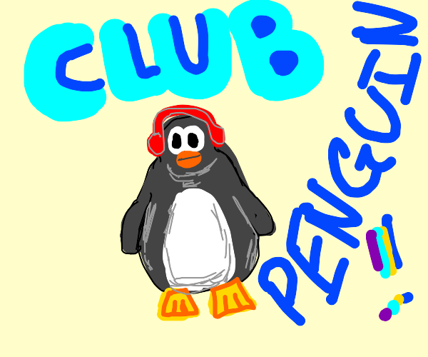 CLUB PENGUIN IS BACK BABY