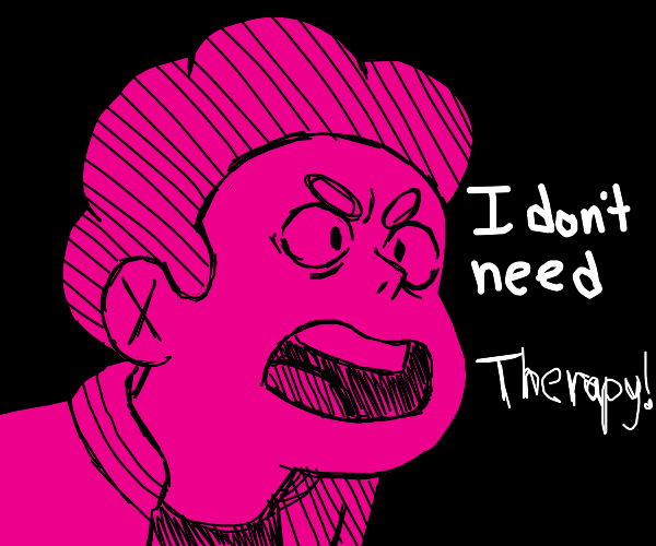 Steven universe should get therapy or else