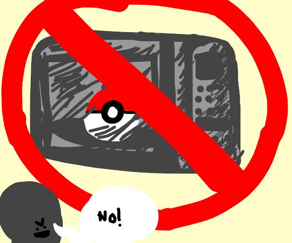 Don't microwave pokeballs