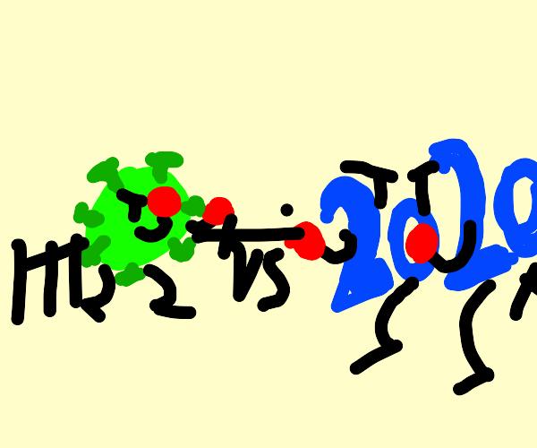 Covid-19 vs 2020